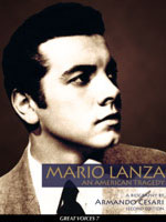 Mario Lanza: An American Tragedy (2nd Edition) ~ by Armando Cesari